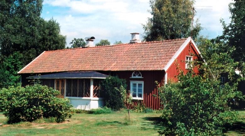 Boningshus i Grude