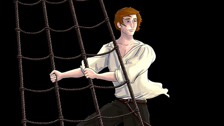 Daniel, I en hamnstad på 1500-talet