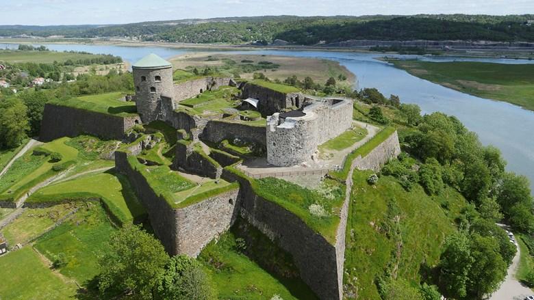 Bohus fästning.