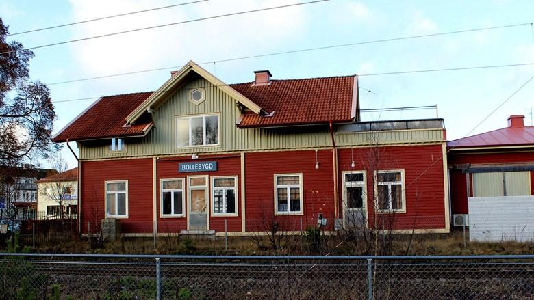 Bollebygds stationshus