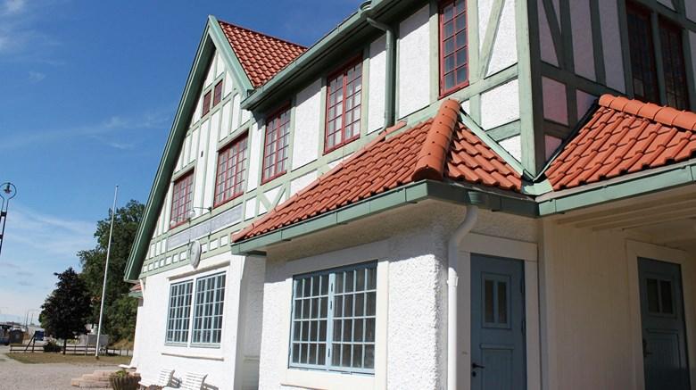 Stationshuset i Hultafors.