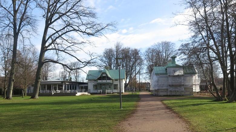 Villa Aludden