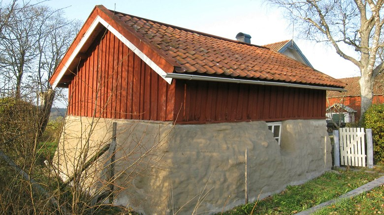 Torkhus i Hålanda
