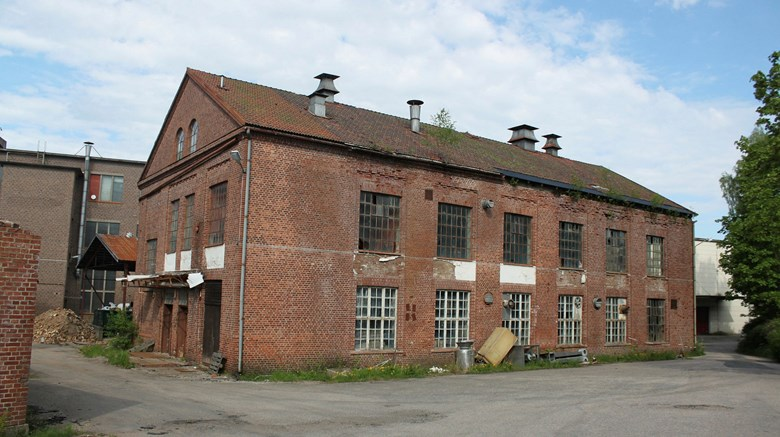 Manchesterfabriken Rydboholm