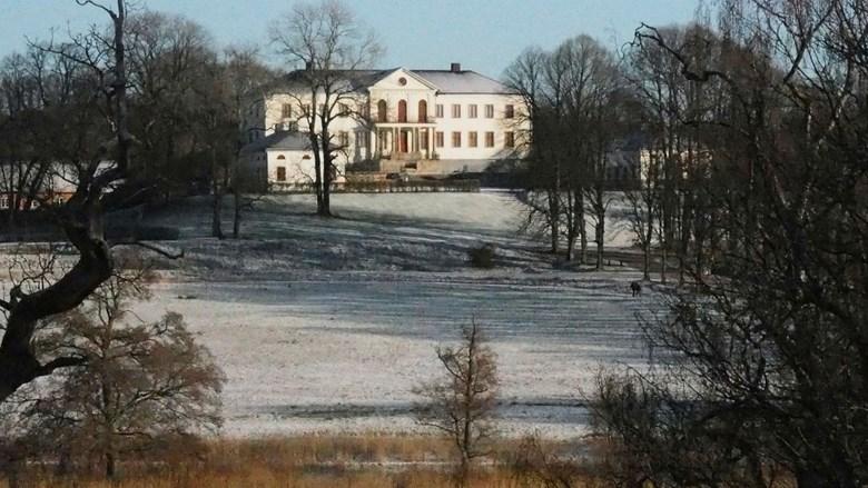 Nääs slott i Floda.