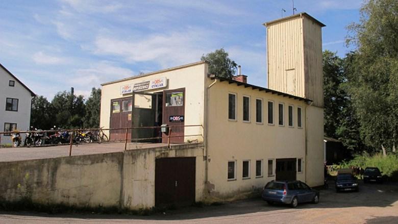 Svenljunga brandstation