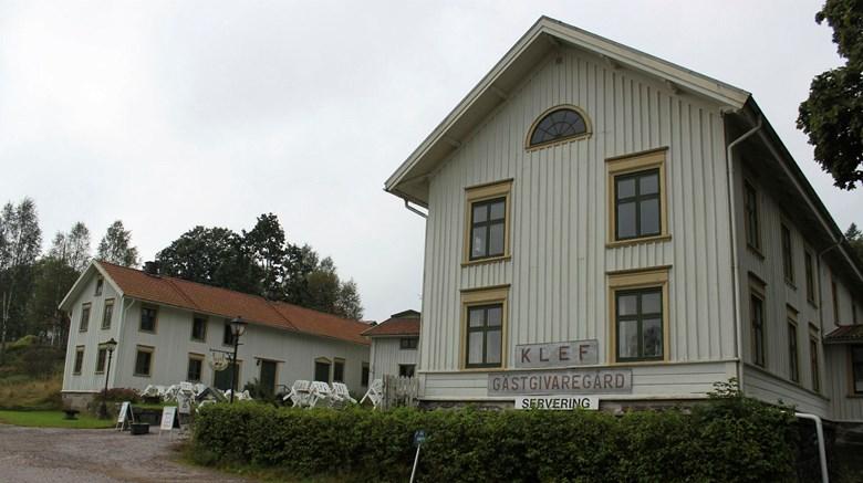Klev gästgivaregård i Mårdaklev