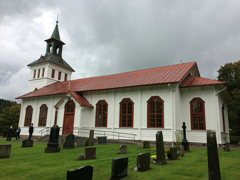 Mårdaklevs kyrka