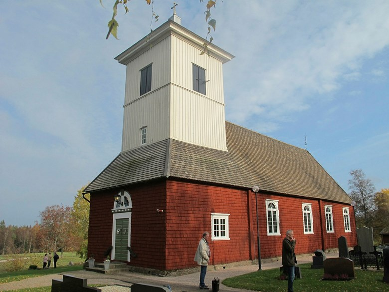 Roasjö kyrka