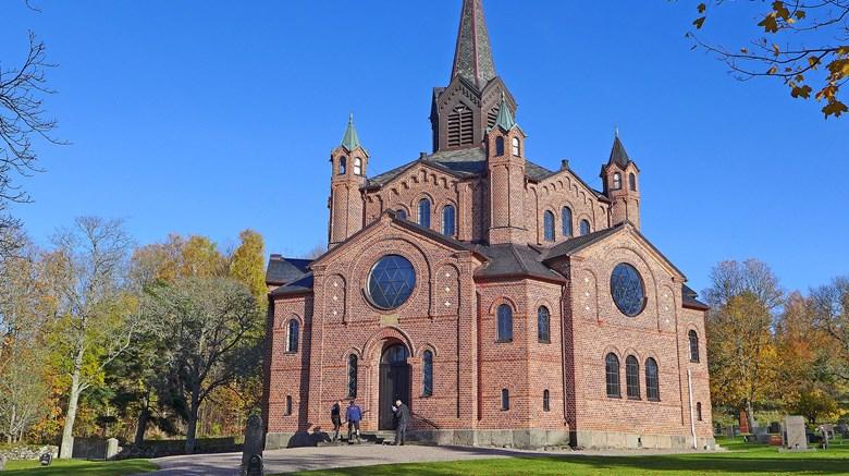 Beatebergs kyrka, Töreboda kommun