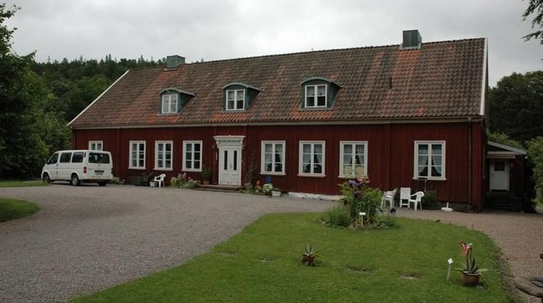 Västra Tunhems prästgård