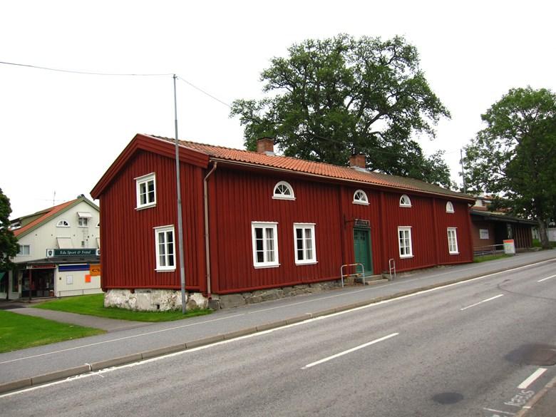 Karl XII stugan i Dals-Eds kommun.