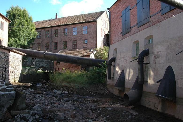 Kraftverket på Nääs Fabriker