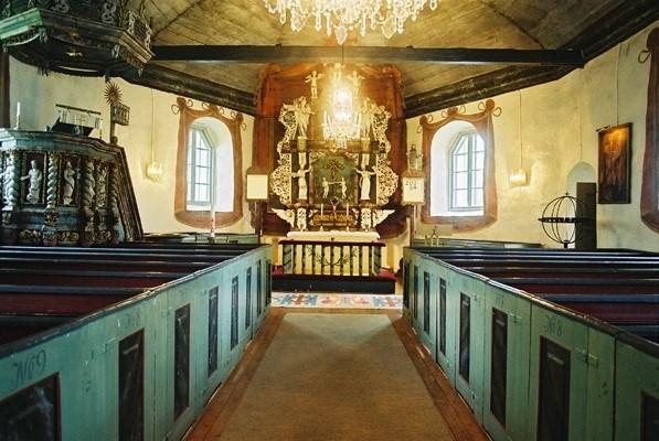 Åsbräcka kyrka