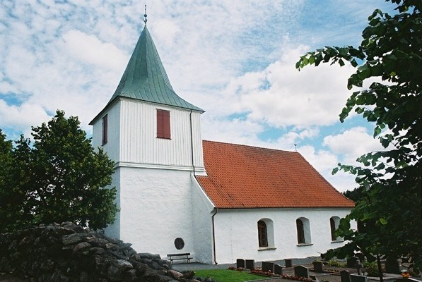 Ale kyrka